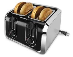 Cuisinart Toaster 4 Slice Stainless Cuisinart Cpt 180 Metal Classic 4 Slice Toaster Brushed Stainless