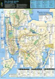New York Mta Subway Map by How The Olympics Ruined The 7 Line Extension Second Ave Sagas