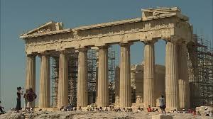 imagenes de antigua atenas grecia antigua ruina atenas hd stock video 748 854 722