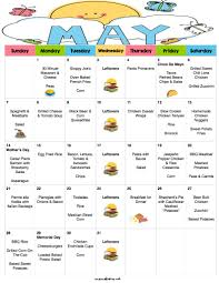 thanksgiving day shopping list a month of meals on a budget april 2015 meal plan 30 days of