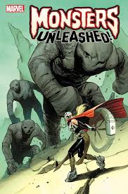 31 days of halloween marvel u0027s monsters unleashed variants by