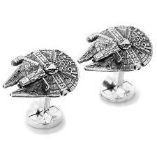 millennium star diamond 3d millennium falcon cufflinks cufflinks com