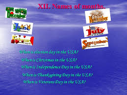 When Is Thanksgiving Day In Usa