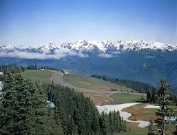 Washington mountains images Olympic mountains mountains washington united states jpg