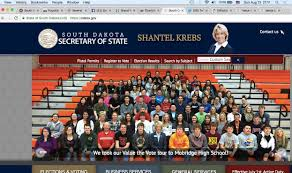 Confederate Flag Mean Sd Secretary Of State Website Displays Teen Wiseguy U0027s Confederate