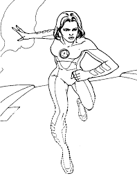 hellboy coloring pages printable coloring pages invisible woman superheroes