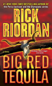 rick riordan big red tequila