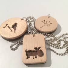 wood pendant necklace images Make a wooden pendant on a necklace jpg