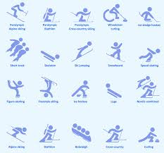 ski clipart winter olympic sport pencil and in color ski clipart