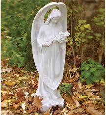 Angel Sculptures Garden Angels Angel Garden Statues Wind U0026 Weather