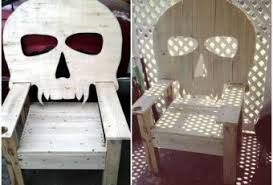 Wooden Skull Chair Chair Archives Page 3 Of 5 101 Pallet Ideas