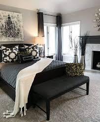 Black White Bedroom Designs Black Bedroom Ideas Pleasing 2017 Black Room Decor 17 Best Ideas