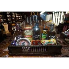 Tequila Gift Basket Gift Basket 33 Avion Tequila 2x375ml
