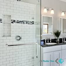 Carrara Marble Subway Tile Kitchen Backsplash by Utahsport Us Marble Subway Tile Bathroom Html