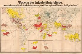 Europe Map Ww1 An Army Of Map Makers 1843
