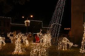 Christmas Lights Texas Potd Christmas Lights Burnet Texas