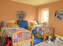 exquisite kid bedroom decoration using yellow kid bedroom paint
