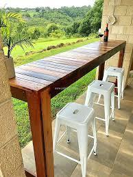 Diy Patio Bench by Patio Homemade Patio Table Ideas Diy Patio Furniture Ideas