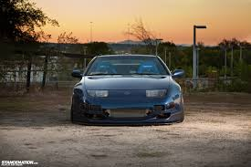 1990 nissan 300zx twin turbo wide body kit tailored skyler u0027s stunning nissan 300zx stancenation