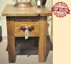 nightstands and bedside tables southern creek rustic furnishings