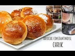cuisine alg駻ienne constantinoise chrik brioche constantinoise algerian brioche