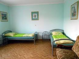 Schlafzimmer Hoffmann M El Haus Babuschka Ferienwohnung Mariechen 2 Zi 1 5 Personen In