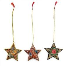 23 best wooden ornaments russian painted