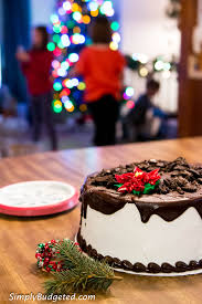 Choose The Simple But Elegant A Christmas Birthday Party