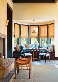 Kitchen Bay Window Curtain Ideas by Uncategorized Kitchen Bay Window Curtain Ideas Image Home