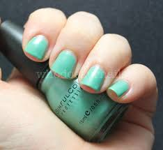sinful colors nail polish swatch u2013 sinful colors mint apple swatch