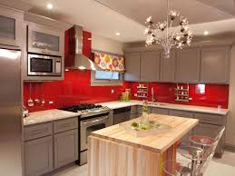 red accent kitchen cabinets best cabinet decoration