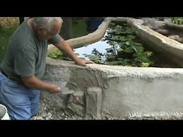 making a faux rock wall part 1 roughing in youtube