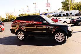 range rover black 2010 land rover range rover black hse sport suv sale