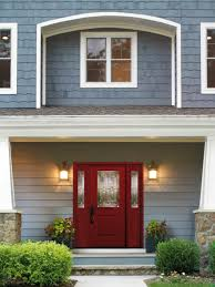 blue siding light paints and cottage style homes on pinterest