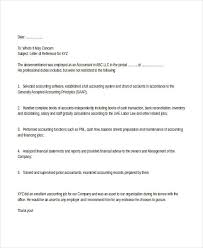 Reference Letter Template Word best solutions of financial reference letter template excellent