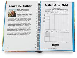 1500 color mixing recipes for oil acrylic u0026 watercolor blick