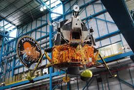 Lunar Module Interior Close Up With An Apollo Lunar Module Lm 9 Collectspace Messages
