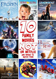 10 family friendly movies that aren u0027t on netflix and where you can