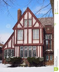 tudor style house stock photo image 40819080