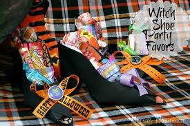 Halloween Party Favors Halloween Party Witch Shoe Party Favors Hoosier Homemade