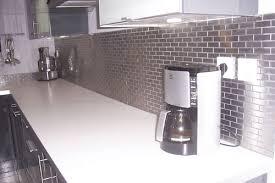 credence cuisine grise cuisine gris perle quelle couleur pour sol et murs