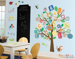 a colorful wall decal brighten up classroom un autocollant