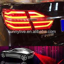 2015 toyota camry tail light 2015 year for toyota camry led tail lights with laser fog light bzw