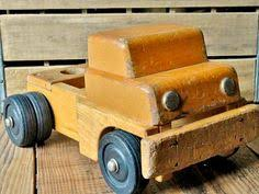 Build Big Wood Toy Trucks by Keep On Truckin U0027 Toy Trucks Repurpose And Toy
