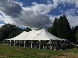 Canopy Tent Wedding by Epic Tent Rental For Weddings U0026 Parties Burlington Bellingham