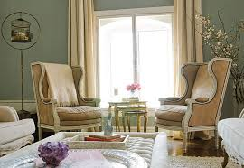Wingback Chairs In Living Room  Modern Home Interiors  Popular - Wing chairs for living room