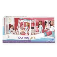 journey girls wooden bedroom set toys