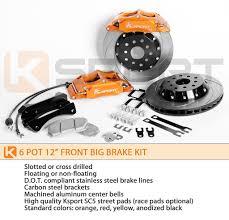 lexus is300 brake kit 356mm procomp 8 piston front big brake kit mazda mx 5 miata 2010