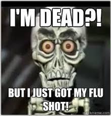 Flu Shot Meme - achmed and flu shot meme copy aragorn28 flickr