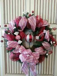 Candyland Christmas Decorations For Sale by Candyland Christmas Wreath Only 1 Made By Chicaffair On Etsy